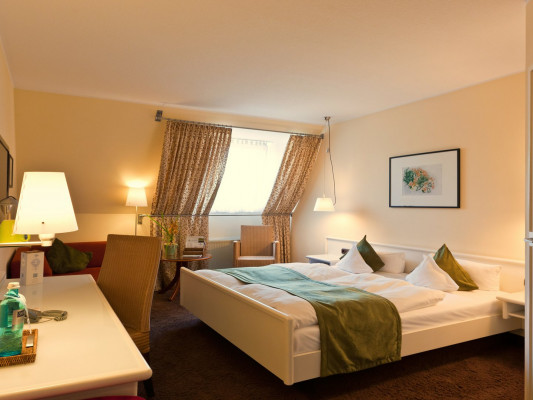Hotel Deutscher Hof Double room comfort 1