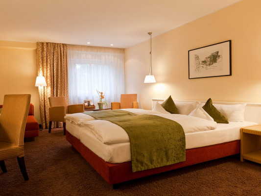 Hotel Deutscher Hof Double room comfort 2