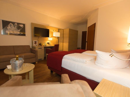 Hotel Kreller Chambre double Classic 0