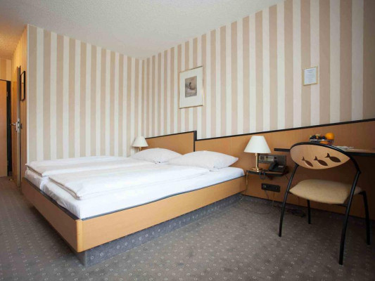 PP-Hotel Grefrather Hof Double room Business 0