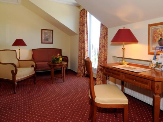 Parkhotel Am Glienberg Single room 1