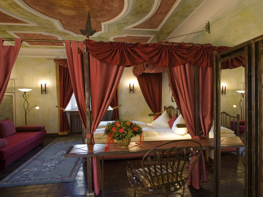 Schlosshotel Neufahrn e.K. Double room in the Castle 2