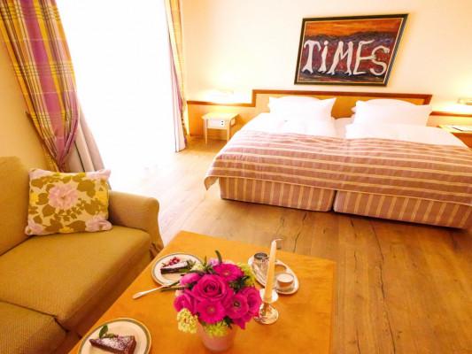 Relais & Chateaux Villa Hammerschmiede Room comfort 0