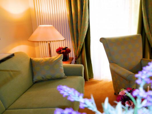 Relais & Chateaux Villa Hammerschmiede Room comfort 2