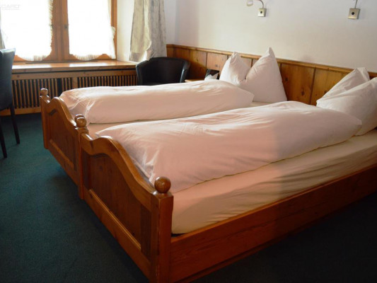 Hotel zum Kreuz Double room for single use 0