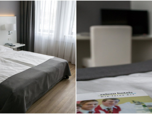 relexa hotel Airport Düsseldorf-Ratingen Twin room Superior 0