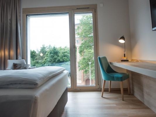 Parkhotel Schillerhain Double room SchlafGUT 0