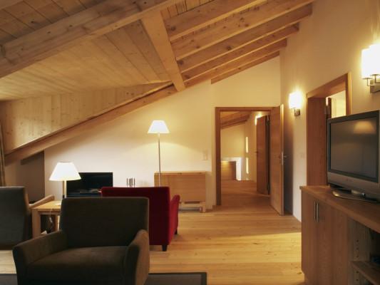 Parkhotel Margna Suite Marmorè 1