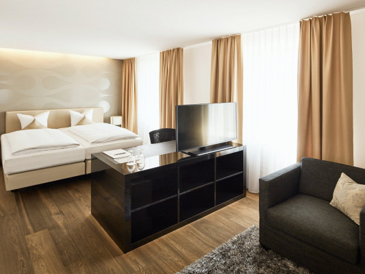 Hotel Uzwil Double room 0