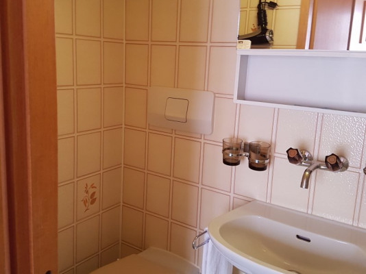 Hotel Garni Alpenruh Room with shower/toilet 1