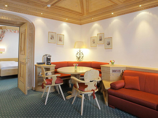 Hotel Steffani Junior Suite 1