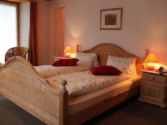 Hotel Garni Albula Double room 0