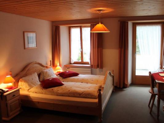 Hotel Garni Albula Double room 2