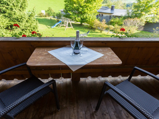 Landhotel Maiergschwendt by DEVA Double room comfort with a balcony or a terrace 7