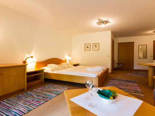 Landhotel Maiergschwendt by DEVA Double room comfort with a balcony or a terrace 8