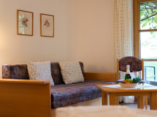 Landhotel Maiergschwendt by DEVA Double room comfort with a balcony or a terrace 9