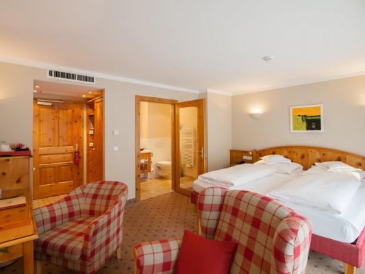 Hotel Kaiserhof Kitzbühel Double room classic plus 0