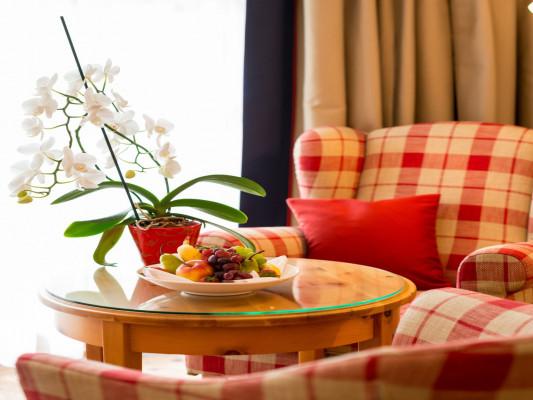 Hotel Kaiserhof Kitzbühel Double room classic plus 5