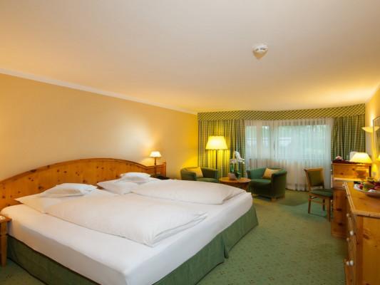 Hotel Kaiserhof Kitzbühel Double Room Petit 1