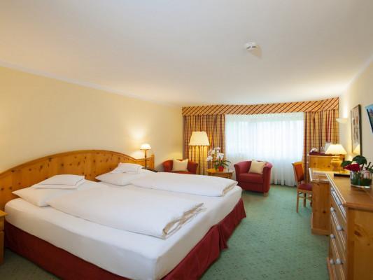 Hotel Kaiserhof Kitzbühel Double Room Petit 2