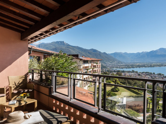 Villa Orselina Lifestyle Suite 2