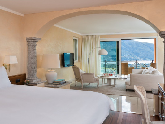 Villa Orselina Lifestyle Suite 3