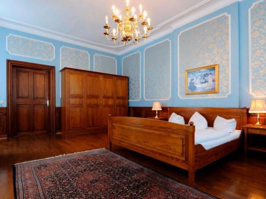 Parkhotel Schloss Meisdorf Historic double room Neues Schloss 1