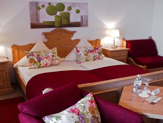 Hotel Restaurant Im Spinnerhof Double room strasbourg 0