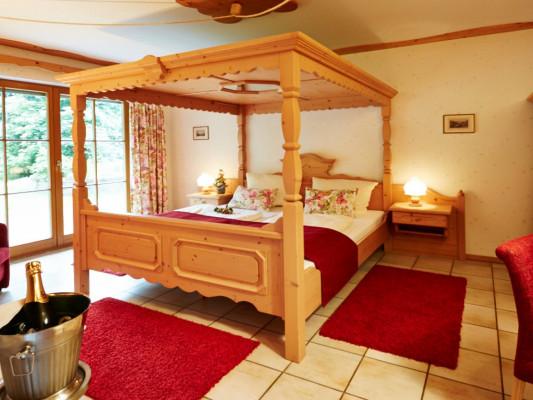 Hotel Restaurant Im Spinnerhof Double room strasbourg 1