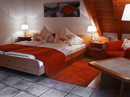 Hotel Restaurant Im Spinnerhof Double room strasbourg 2