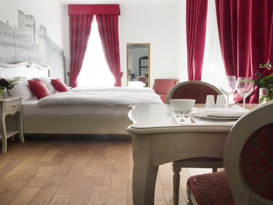 Boutique & Business Hotel La Tureta Bellinzona Double Room Comfort 2