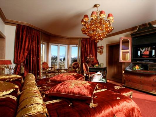 Grand Hôtel du Golf & Palace Impériale 0