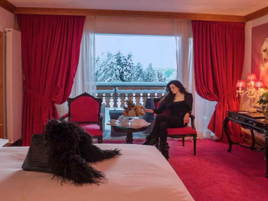 Grand Hôtel du Golf & Palace Impériale 3
