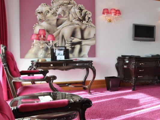 Grand Hôtel du Golf & Palace Impériale 4