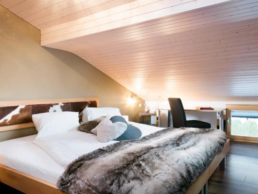 Hotel Restaurant Ronalp Double room 0