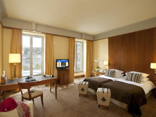 Beau-Rivage Hotel Neuchâtel Superior doppia 0