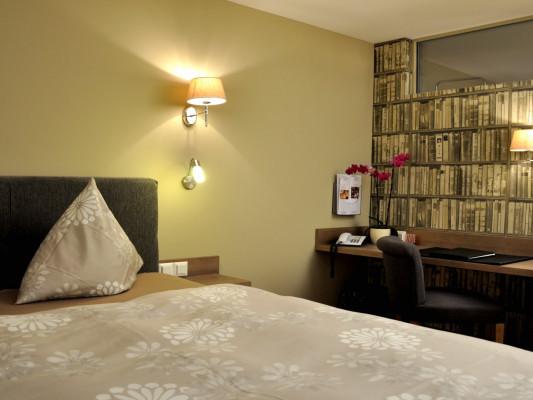 Parkhotel Langenthal Business Doubleroom 1