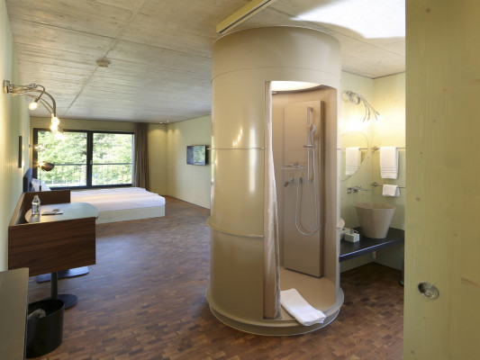 Weissbad Lodge Chambre double 3