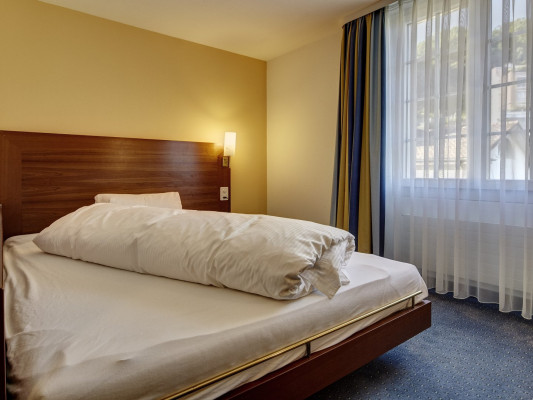 Parkhotel Schwert single room 2