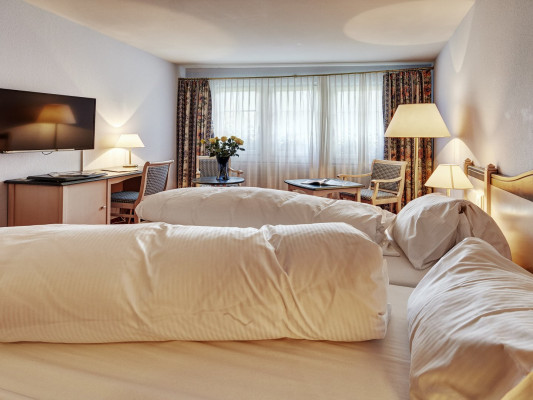 Parkhotel Schwert double room 2