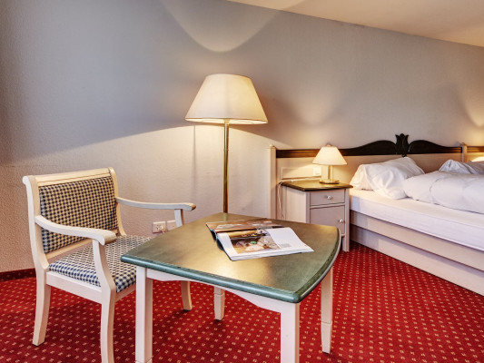 Parkhotel Schwert double room 6