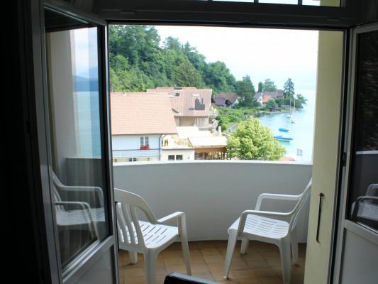Hotel Restaurant Bellevue au Lac Superior double room 1