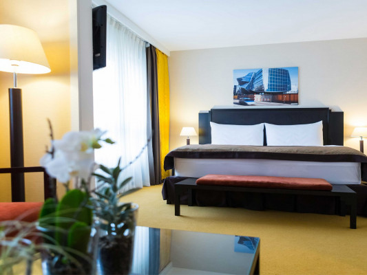 Grand Hotel Euler Junior Suite 1