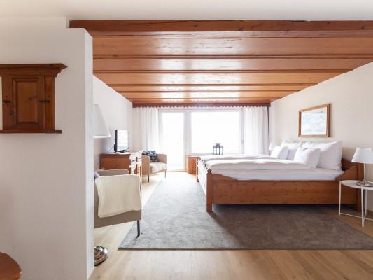 Eden Hotel und Restaurant Lumnezia room 1