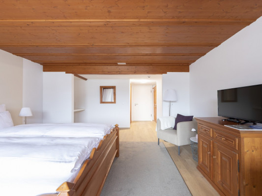 Eden Hotel und Restaurant Lumnezia room 2
