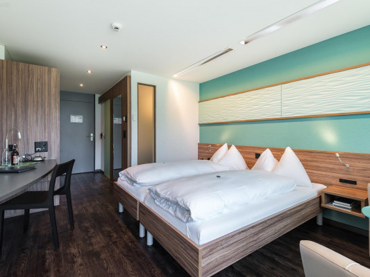 Nidwaldnerhof Double room Superior 1