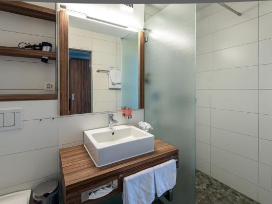Nidwaldnerhof Single room with lake view 1