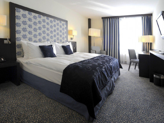 BEST WESTERN PREMIER Hôtel Beaulac Double room Comfort 0