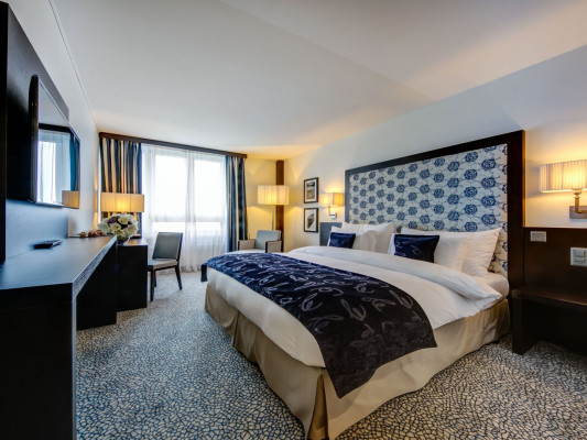 BEST WESTERN PREMIER Hôtel Beaulac Double room Comfort 1