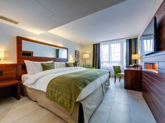 BEST WESTERN PREMIER Hôtel Beaulac Double room Comfort 3